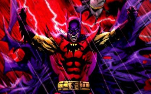 The Batman of Zur-en-arrh. Mental.