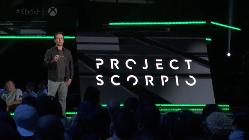 Project Scorpio - so what's this all about, then?