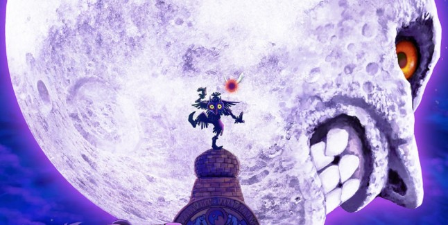 Interestingly, Skull Kid actually has a cameo in Ocarina of Time.
