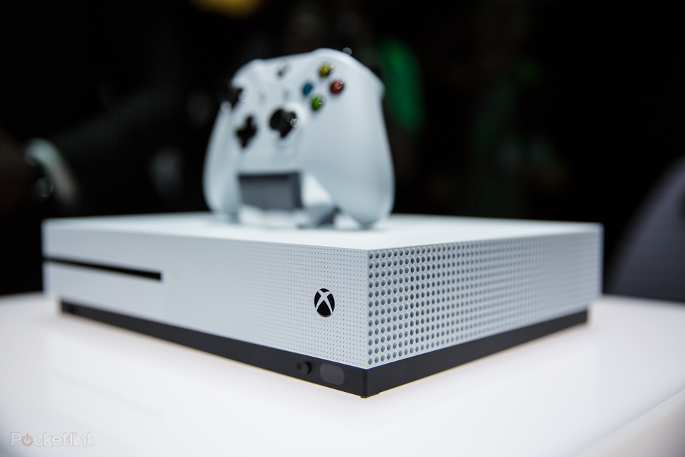I have to say though, the Xbox One S is a marked improvement on the design of the Xbox One. Nice grills, MS.