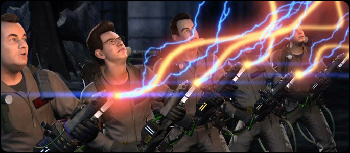 Ghostbusters: The Video Game from 2009 - the Ghostbusters III that never happened.