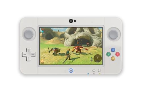 Nintendo NX mockup by NeoGAF's Pittree.