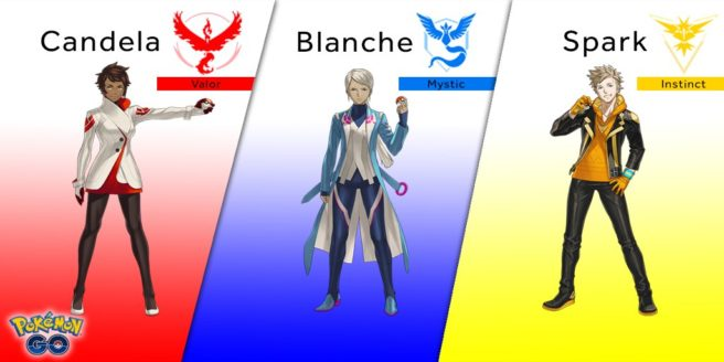 It turns out that Team Instinct are very much the Liberal Democrats of the Pokémon world - perennially in third place.
