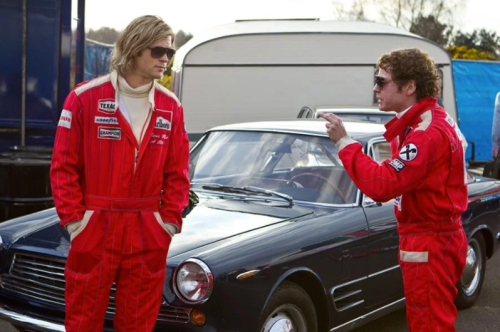 Rush (2013) aka one of the best films ever made.