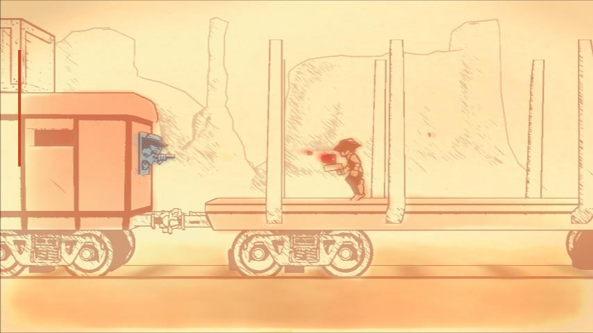 gunman-clive-train