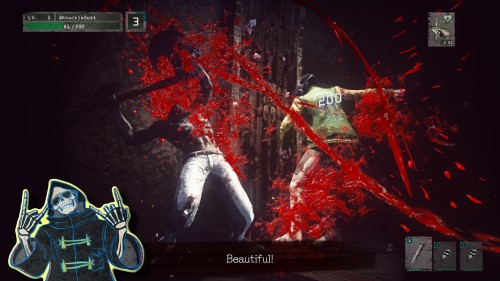 Let It Die - wonderfully bizarre. Note the cameo from 'Uncle Death'.
