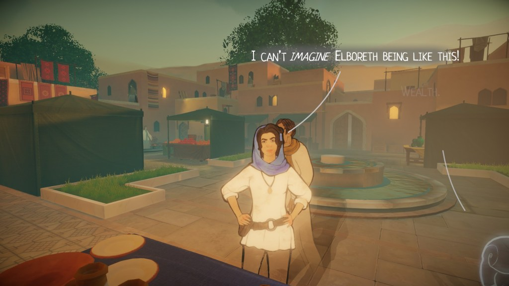 Inkle responds to criticisms with a quick-travel option.