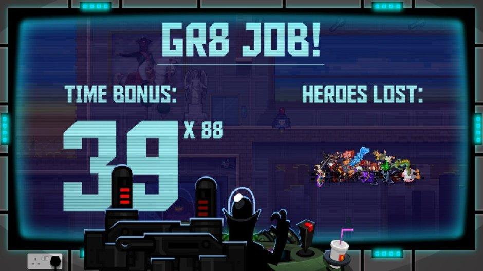 88 Heroes Lost