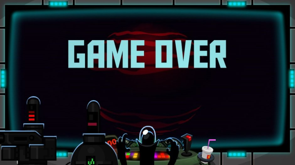 88 Heroes Game Over