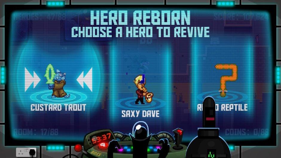 88 Heroes Reborn